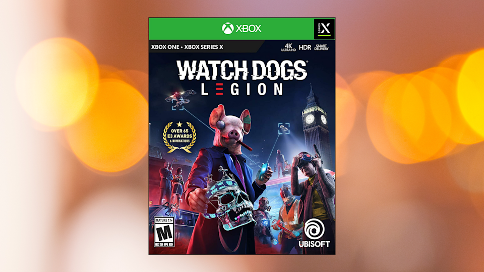 Save 33 percent on Watch Dogs: Legion for Xbox Series X/S. (Photo: Microsoft)