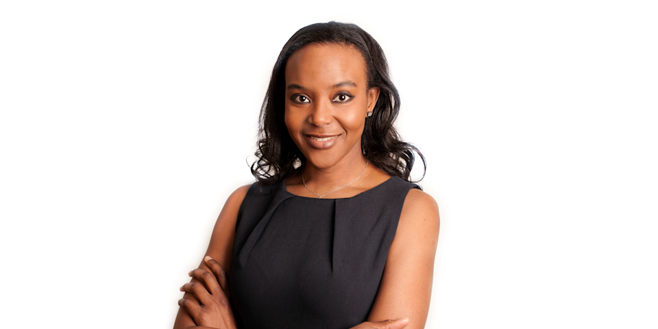 56) Dr. Funke Abimbola MBE, CEO, The Austen Bronte Consultancy. Photo: The Austen Bronte Consultancy