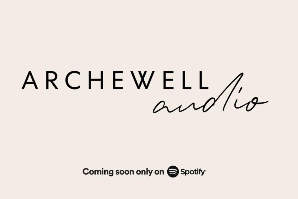 archewell audio on spotify, meghan and harry's podcast station