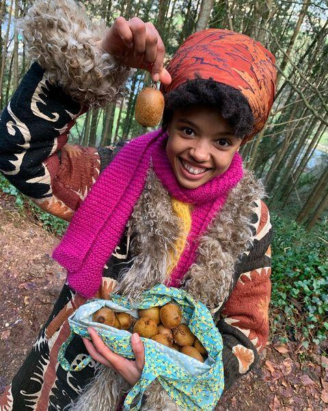 """<p>Whether you want to learn how to grow kiwis in England or you're not sure what to do with lavender, former fashion model Poppy is definitely worth a long Instagram scroll. She is currently creating an edible and medicinal garden in Devon, so expect video how-to guides and an insight into her dreamy <a href=""""https://www.countryliving.com/uk/wildlife/countryside/a35191740/moving-to-countryside-advice/"""" rel=""""nofollow noopener"""" target=""""_blank"""" data-ylk=""""slk:countryside"""" class=""""link rapid-noclick-resp"""">countryside</a> life. </p><p><a href=""""https://www.instagram.com/p/CKhW-NahB1Y/"""" rel=""""nofollow noopener"""" target=""""_blank"""" data-ylk=""""slk:See the original post on Instagram"""" class=""""link rapid-noclick-resp"""">See the original post on Instagram</a></p>"""