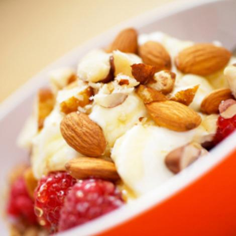 Eat fruits and nuts to keep cold and flu bugs at bay.