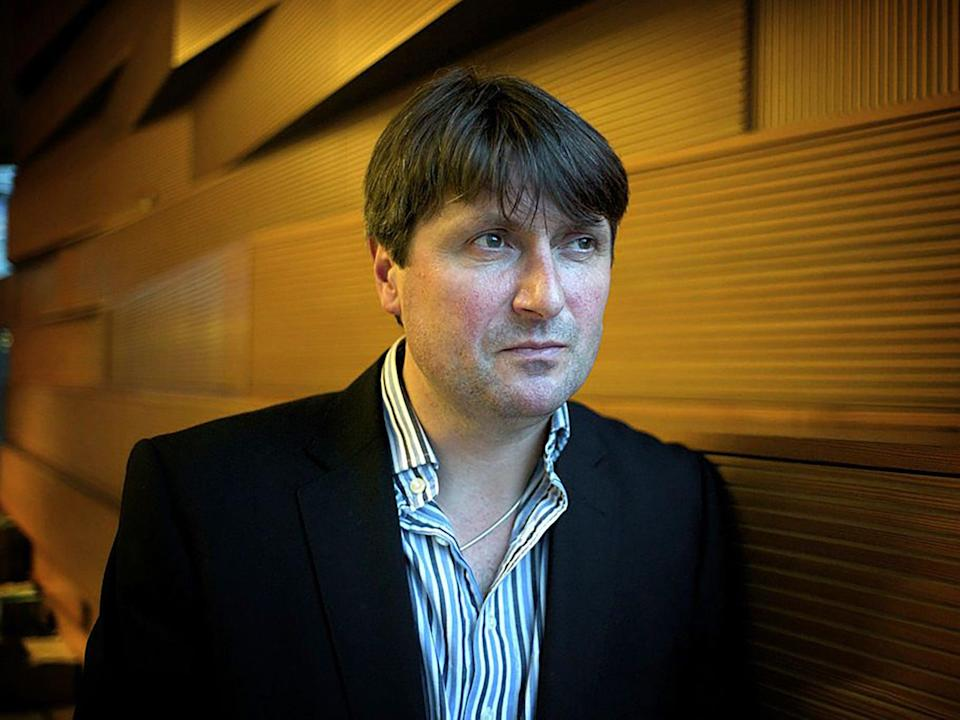 Poet laureate Simon Armitage, who has written a poem for the pandemic (Shutterstock)