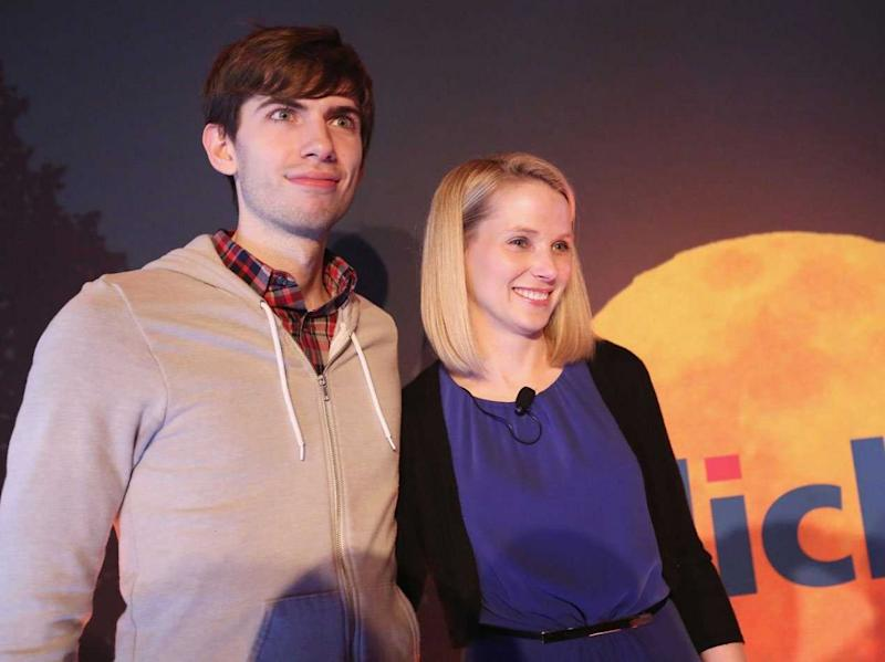 Tumblr is getting sucked into the Yahoo mothership