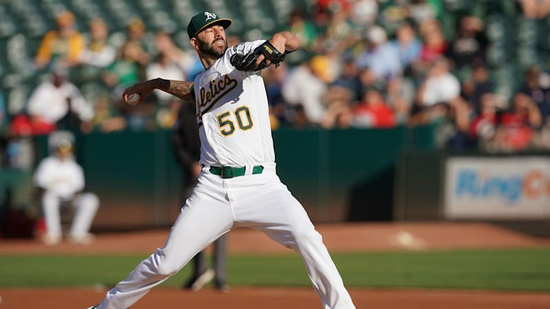 Mike Fiers doubles down on looking toward future, past Astros scandal