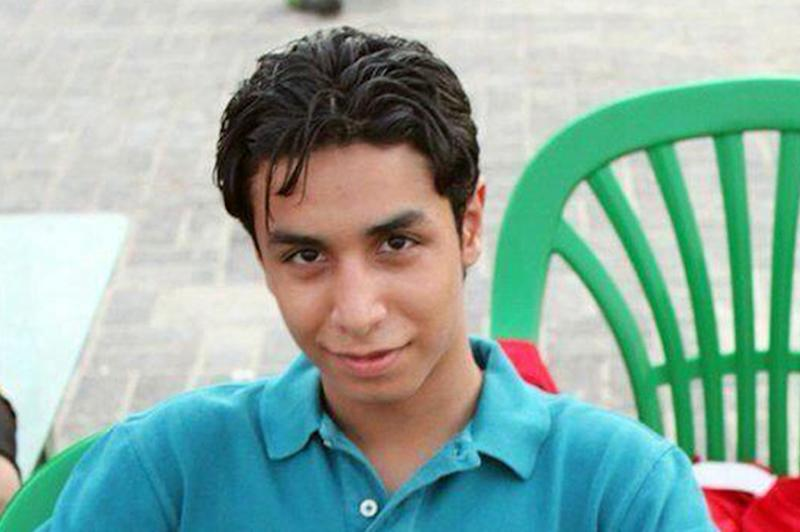 Saudi youth Ali al-Nimr faces the death penalty for taking part in pro-reform protests