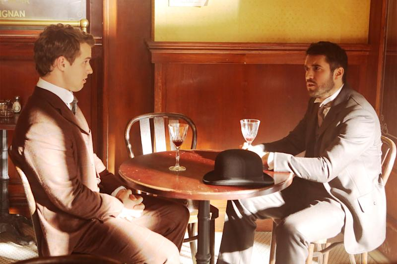 'Time After Time' recap: 'Picture Fades'