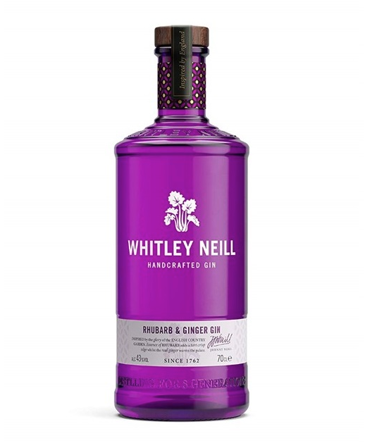 Whitley Neill Rhubarb & Ginger Gin 700ml