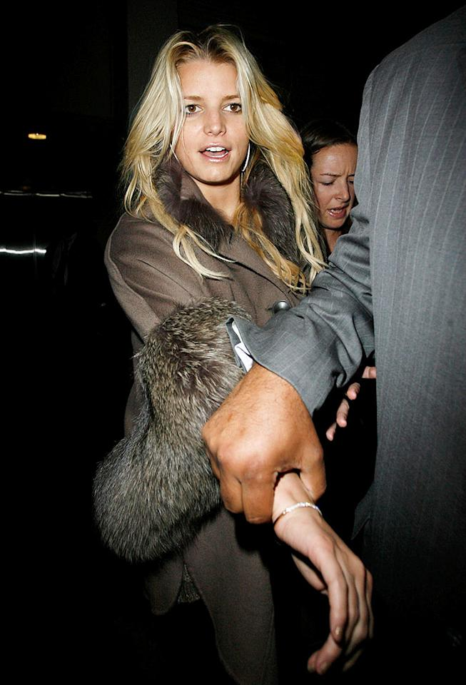 """Jessica Simpson's new show, """"The Price of Beauty,"""" got an air date this week, and will debut March 15 on VH1. The actress, spotted at LAX on Sunday being manhandled at the airport, confides filming the show """"changed me completely,"""" and added """"Any man I find, they're gonna be darn lucky!"""" Hopefully luck will be on Simpson's side as she has reportedly just split with Smashing Pumpkins frontman Billy Corgan. ICE/<a href=""""http://www.x17online.com"""" target=""""new"""">X17 Online</a> - January 10, 2010"""