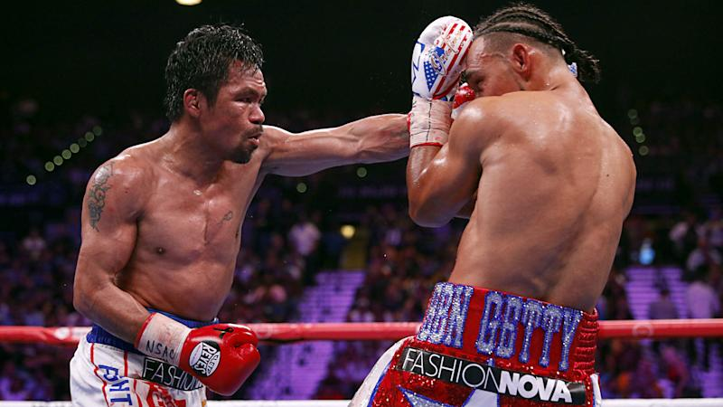 Pacquiao vs  Thurman results: Twitter reacts to Manny Pacquiao's