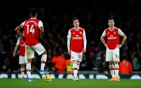 <span>Where do Arsenal go from here?</span> <span>Credit: REUTERS </span>