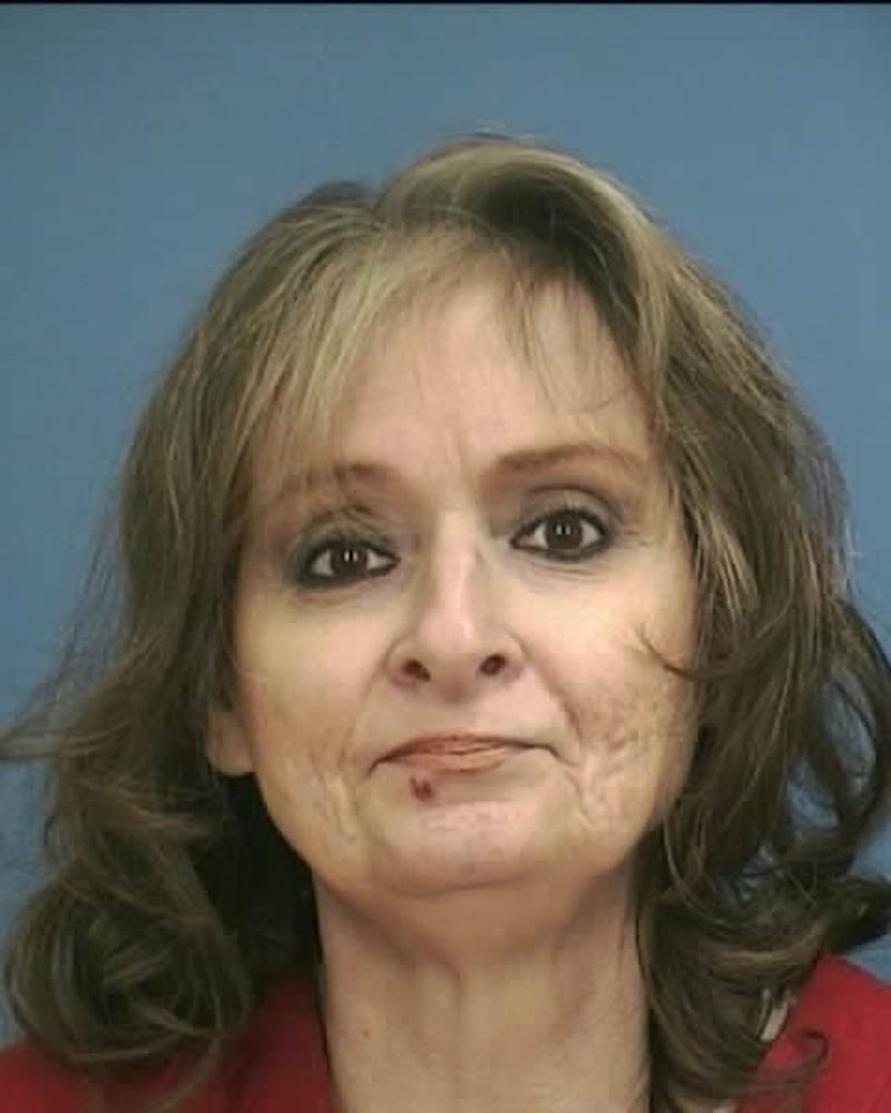 Death row inmate Michelle Byrom, 57, is seen in a Mississippi Department of Corrections photo
