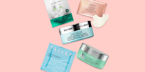 """<p>For the nights when getting a full eight hours of <a href=""""http://www.goodhousekeeping.com/beauty/anti-aging/tips/a14912/sleep-beauty/"""" rel=""""nofollow noopener"""" target=""""_blank"""" data-ylk=""""slk:beauty sleep"""" class=""""link rapid-noclick-resp"""">beauty sleep</a> is just not possible (think: red-eye flights, bachelorette parties, the eve of a Big Meeting), there are under-eye masks. Unlike a <a href=""""http://www.goodhousekeeping.com/beauty-products/g3970/best-face-sheet-masks/"""" rel=""""nofollow noopener"""" target=""""_blank"""" data-ylk=""""slk:sheet mask"""" class=""""link rapid-noclick-resp"""">sheet mask</a> or a traditional skincare <a href=""""http://www.goodhousekeeping.com/beauty/anti-aging/g32334329/best-face-masks/"""" rel=""""nofollow noopener"""" target=""""_blank"""" data-ylk=""""slk:face mask"""" class=""""link rapid-noclick-resp"""">face mask</a>, <strong>these patches are formulated specifically for your delicate under-eyes to target eye-specific issues like fine lines and crow's feet.</strong> Uniquely shaped and formulated to stay put, they're perfect to slap on your clean, dry under-eyes when you're traveling, before an event, or anytime you're feeling puffy or swollen (looking at you, post-happy hour mornings). </p><p>At the <a href=""""https://www.goodhousekeeping.com/institute/about-the-institute/a19748212/good-housekeeping-institute-product-reviews/"""" rel=""""nofollow noopener"""" target=""""_blank"""" data-ylk=""""slk:Good Housekeeping Institute Beauty Lab"""" class=""""link rapid-noclick-resp"""">Good Housekeeping Institute Beauty Lab</a>, we test thousands of skincare products annually to help our readers rest easy knowing they're investing in products that actually work. Most under-eye patches claim to do anything from hydrating and firming the skin underneath the eyes, to reducing fine lines, to <a href=""""https://www.goodhousekeeping.com/beauty/anti-aging/advice/a47990/how-to-get-rid-of-dark-circles-under-eyes/"""" rel=""""nofollow noopener"""" target=""""_blank"""" data-ylk=""""slk:diminishing puffiness and dark circles"""" class=""""link rapid-noclic"""