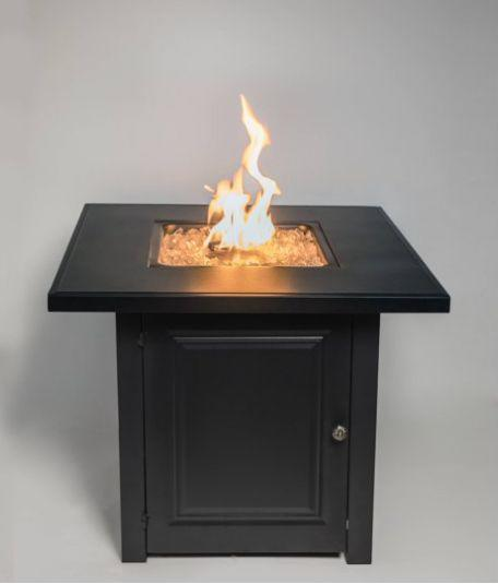"This 41,000 BTU propane powered fire pit warms spaces with a real flame. Find it <a href=""https://fave.co/31pJNL4"" target=""_blank"" rel=""noopener noreferrer"">on sale for $150 (normally $200) at Walmart</a>."
