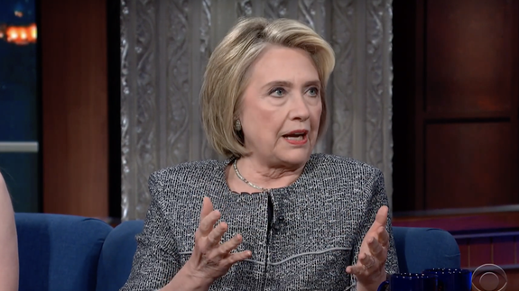 Hillary Rodham Clinton reveals the gutsiest decision she ever made
