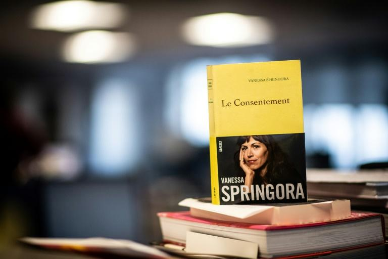 "Vanessa Springora's book ""Le Consentement"" (Consent) details allegations of a sexual relationship with Gabriel Matznoff when she was just 14"