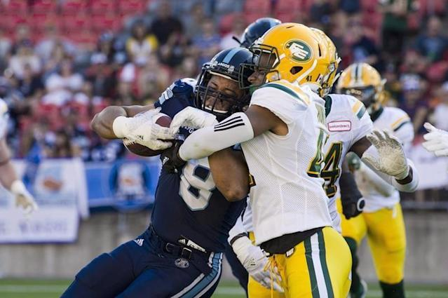 Eskimos look to curb bad habits in rematch with Argos at Commonwealth