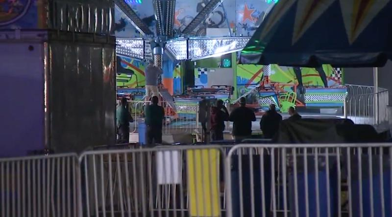 Mom 'Grieving Really Hard' After Daughter, 10, Dies Being Ejected from Amusement Park Ride