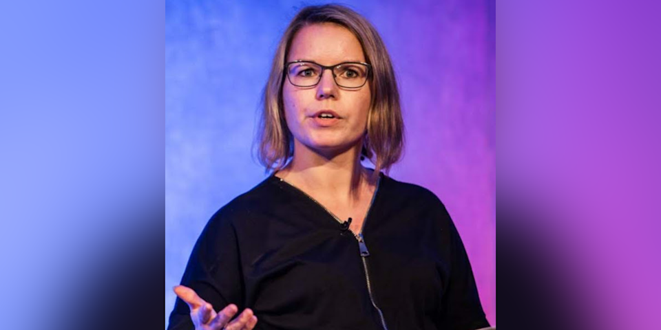 29) Hanne Tuomisto-Inch, head of Chrome and Web partnerships EMEA, Google. Photo: Google