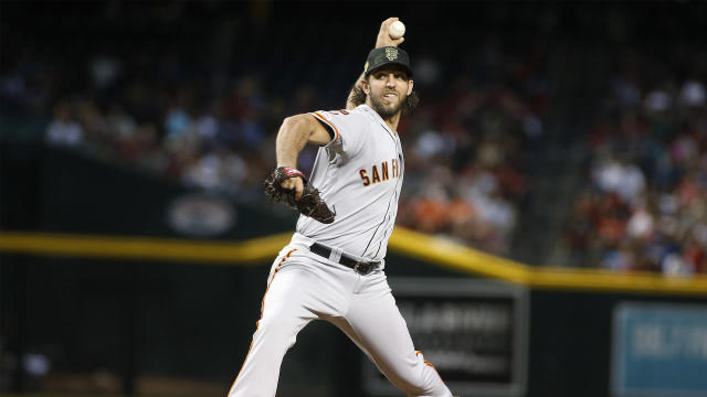 The Giants' best match, however, might be another team that already got an up-close look at Bumgarner.