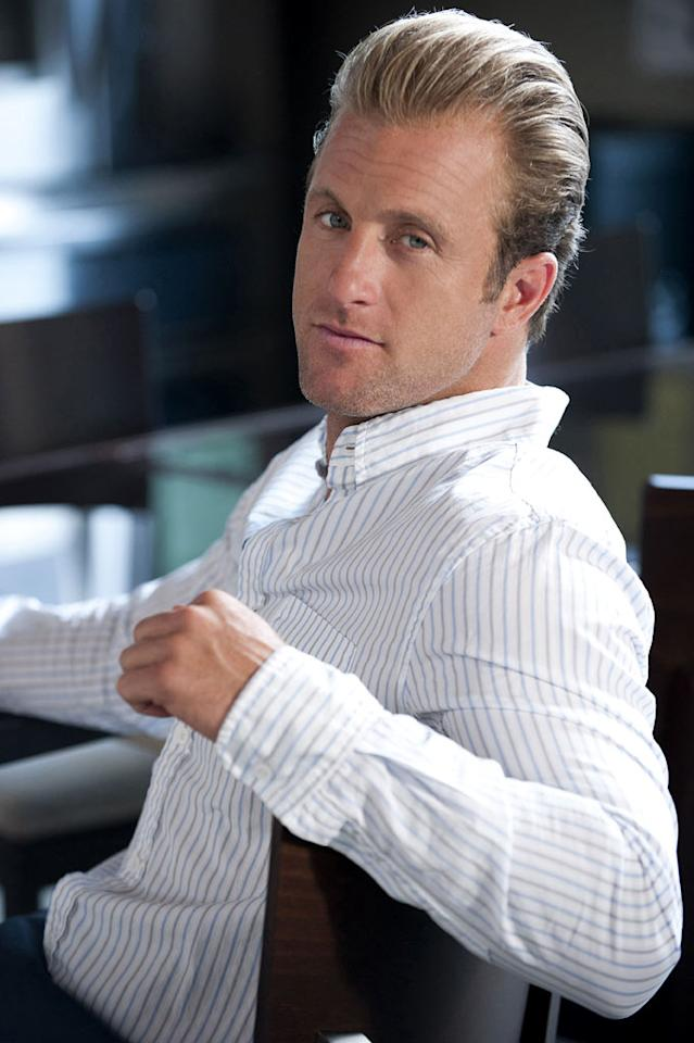 "Scott Caan stars as Scott Lavin in ""Entourage."""