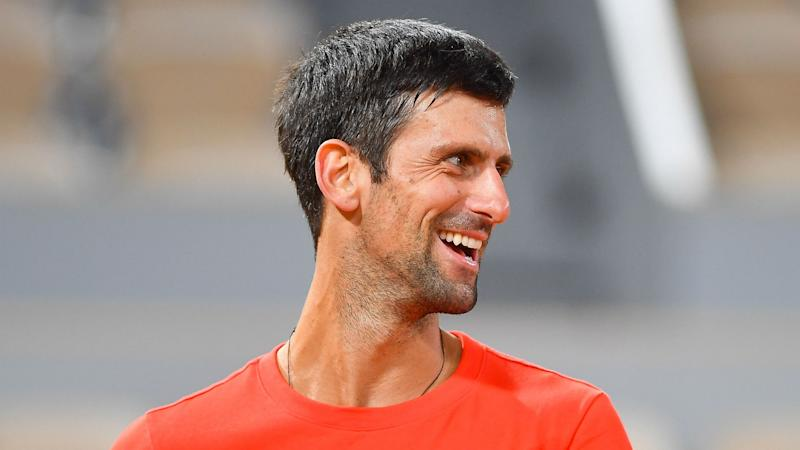 French Open 2020: Djokovic 'back to normal' in Paris after US Open shame