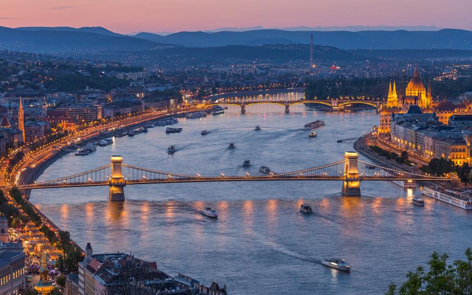 The Danube, and a port of call in Budapest, remains one of the most popular elements of a river cruise itinerary - GETTY