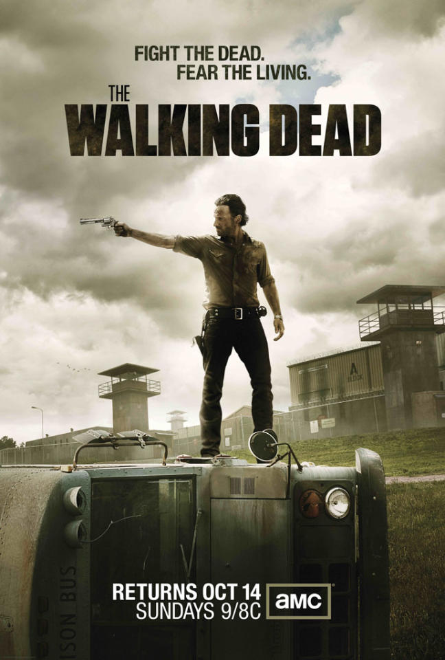 """The Walking Dead"" Season 3"
