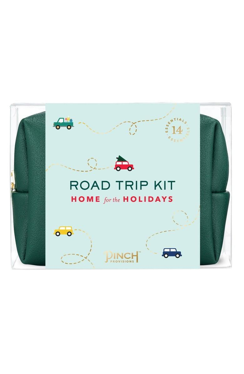 <p>This <span>Pinch Provisions Home for the Holidays Road Trip Kit</span> ($20) will be a beloved kit they actually use this year.</p>