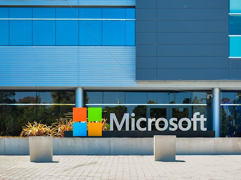 Microsoft on a tear as cloud business soars