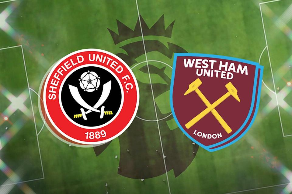 <p>West Ham travel to Bramall Lane to face Sheffield United on Sunday afternoon</p> (ES Composite)