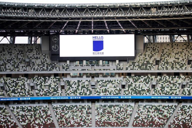 One hand clapping: It is likely that most of the seats will be empty at the Tokyo National Stadium for the Olympics