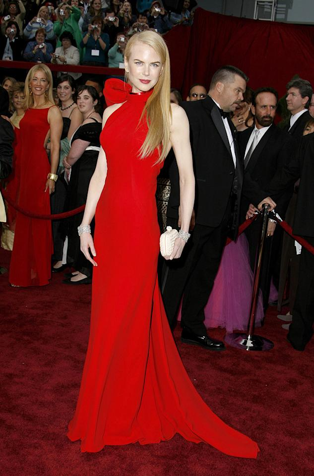 BEST: Nicole Kidman at the 79th Annual Academy Awards - 02/25/2007