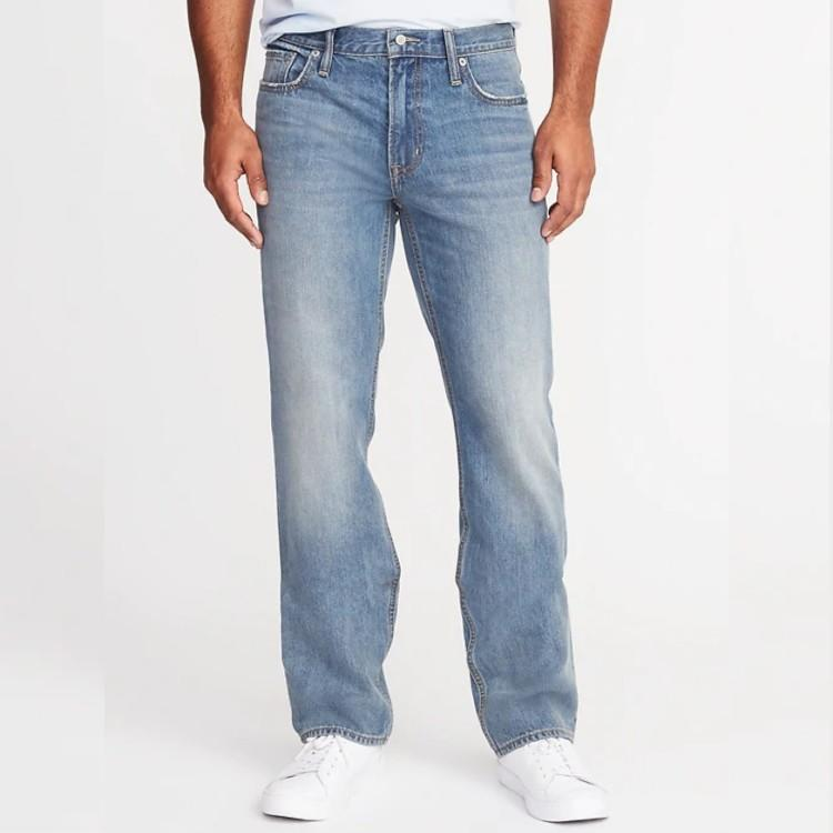 Rigid Boot-Cut Jeans For Men. (Photo: Old Navy)