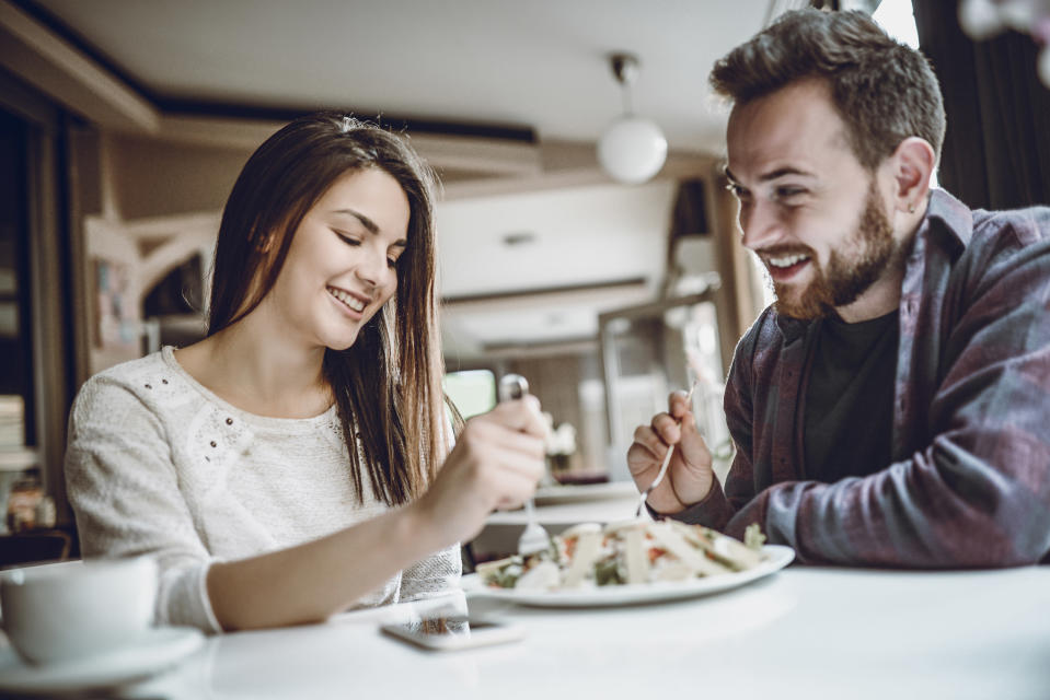 A man had a brutal response to being ghosted by his date. (Photo: Getty)