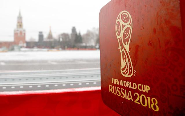 32 nations are set to discover their fate at Russia 2018