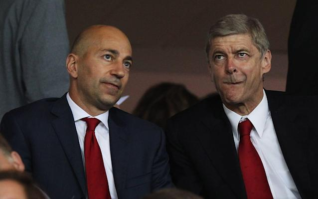 <span>Ivan Gazidis is planning for structural change around Wenger</span> <span>Credit: Getty Images </span>