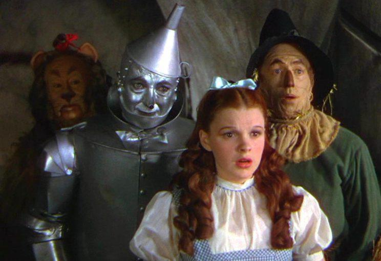 Not in the bedroom – songs from musicals such as The Wizard of Oz are not seen as romantic by Brits (Rex)