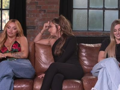 Little Mix's Jesy Nelson recalls shocking her mom with her first ever performance. (Nov. 15)