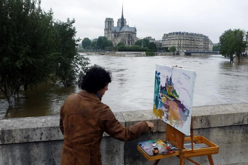 Notre Dame an inspiration in film, music and books