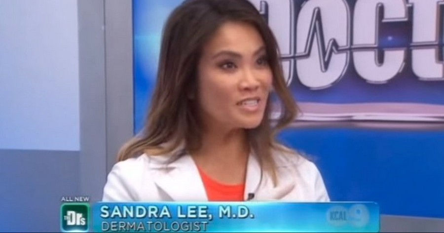 Dr Lee also appears on US medical show The Doctors