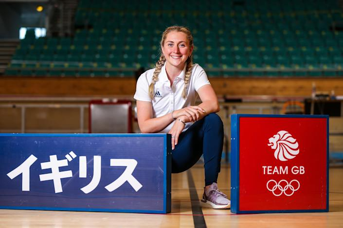 Laura Kenny of Great Britain looks to add to her legacy in Tokyo (Getty)