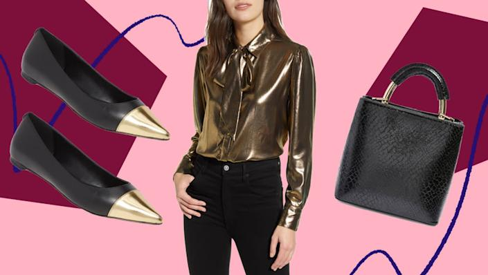 Now's your chance to snag some steals at Nordstrom's Winter Sale. (Photo: HuffPost)