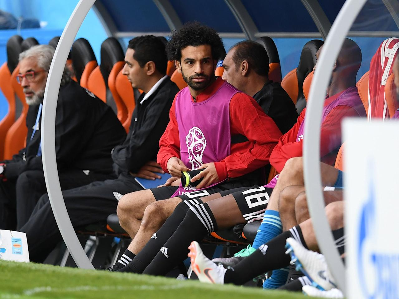 World Cup 2018: Mohamed Salah fit to play as agent puts pressure on Egypt coach to start Liverpool star