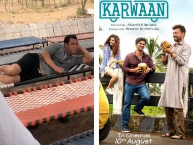 Salman Khan chills at a roadside dhaba; Irrfan Khan tweets for the first time since illness: Social Media Stalker's Guide
