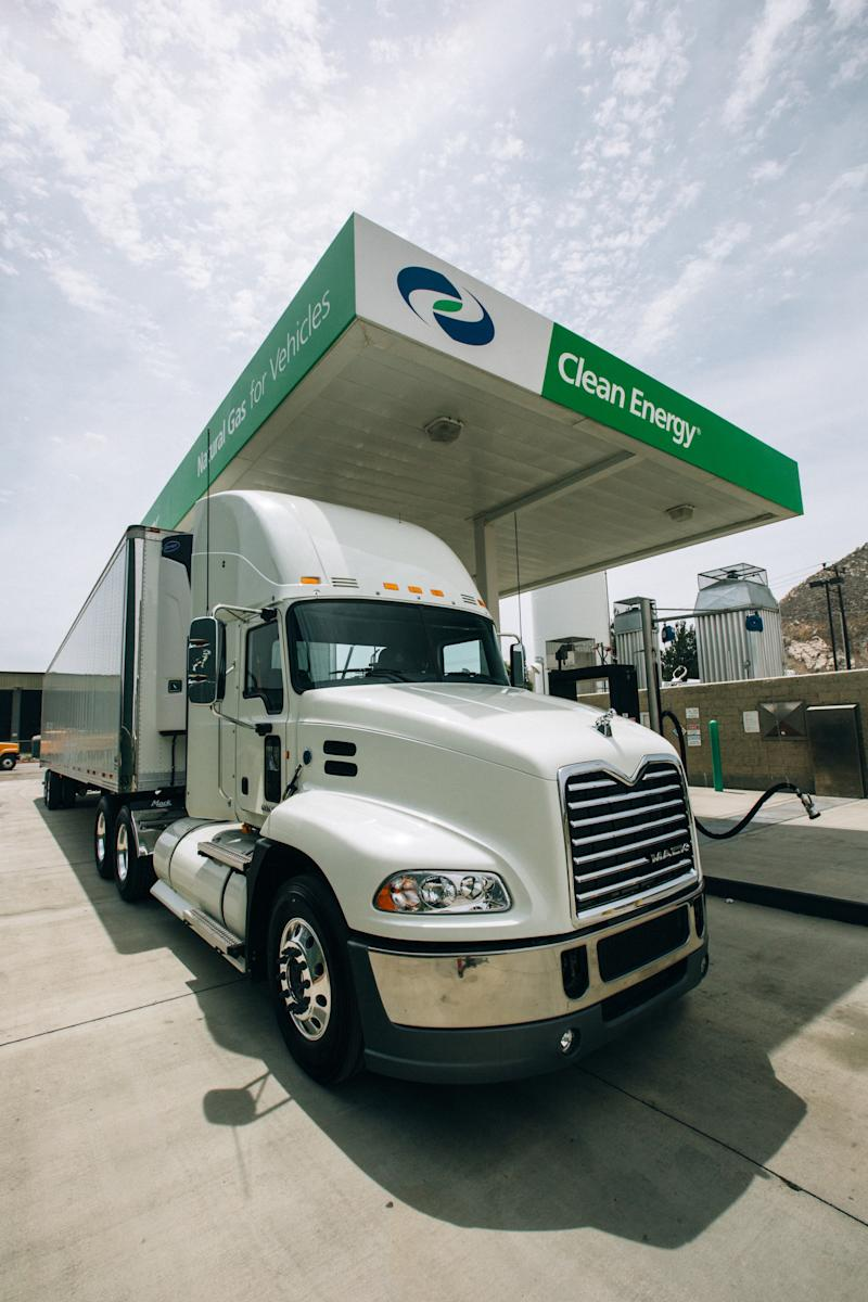 Clean Energy Zero Now Truck Orders Surpass 250 and Climbing