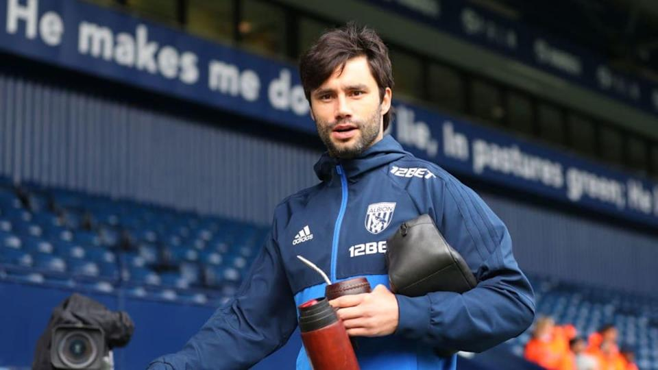 Claudio Yacob | Catherine Ivill/Getty Images