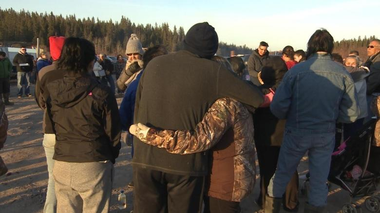 Mother of 1 of 4 missing Fort Chipewyan hunters says she fears they didn't survive
