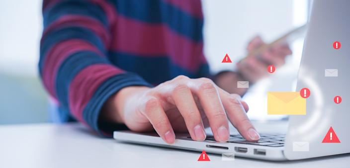 Think you're safe from scams while online shopping? Think again (Photo: Getty)