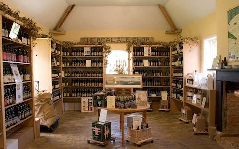 the real ale shop, norfolk