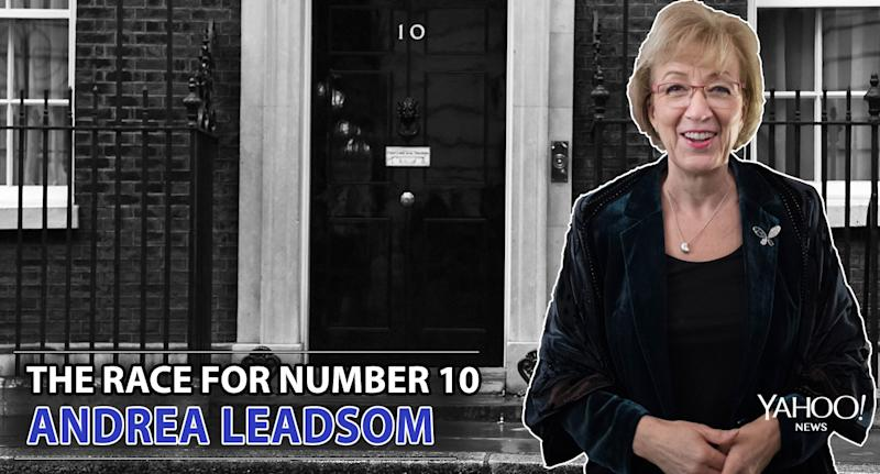 The race for Number 10: Andrea Leadsom